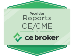 We report daily to Cebroker..<p>NurseCe4Less.com is accredited by the State of Florida, Board of Nursing (CE Provider # 50-9573).
